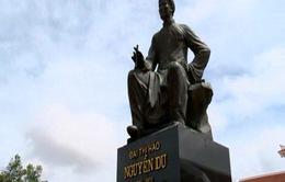 Lễ kỷ niệm 250 năm ngày sinh Đại thi hào Nguyễn Du: Tiếng thơ ai động đất trời