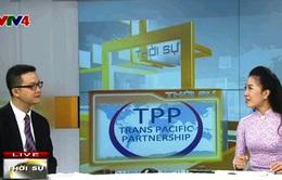 Việt - Mỹ đẩy mạnh hoàn tất đàm phán TPP