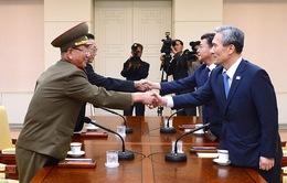 Diễn ra thâu đêm, đàm phán cấp cao liên Triều bước sang ngày thứ ba