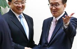 Hàn Quốc - Trung Quốc thảo luận về chương trình hạt nhân Triều Tiên