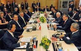 Đàm phán cấp Bộ trưởng TPP: Tiếp tục căng thẳng