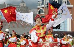 Mẫu tem mới đánh dấu việc Trung Quốc đăng cai Olympic mùa Đông 2022