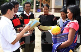 Diễn đàn phát triển dân tộc thiểu số: Hướng tới chấm dứt đói nghèo