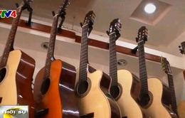 Đàn guitar thủ công được người dùng ưa chuộng