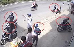 5 đối tượng dàn cảnh tinh vi để cướp xe máy