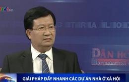 Dân hỏi – Bộ trưởng trả lời: Cách gửi câu hỏi đến các Bộ trưởng