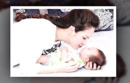 MC, diễn viên Đan Lê chia sẻ về lần đầu làm mẹ