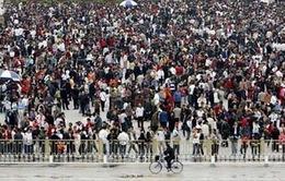 Ấn Độ đối mặt sức ép bùng nổ dân số