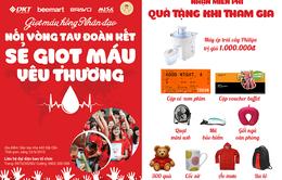 Giới văn phòng hiến máu tình nguyện vì bệnh nhân Thalassemia