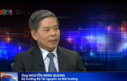 """Bộ trưởng Nguyễn Minh Quang: """"Chúng ta sẽ thích ứng với biến đổi khí hậu"""""""