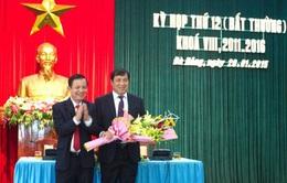 Đà Nẵng bầu Chủ tịch UBND thành phố