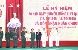 Bộ Tư lệnh Quân khu 5 kỷ niệm 70 năm ngày truyền thống