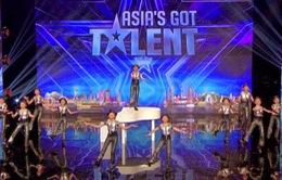 Tập 5 Tìm kiếm tài năng châu Á: Ấn tượng những tài năng nhí