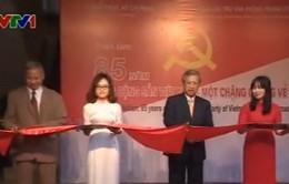 Nhiều hoạt động kỷ niệm 85 năm thành lập Đảng