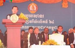 Đảng Nhân dân Campuchia kỷ niệm 64 năm ngày thành lập