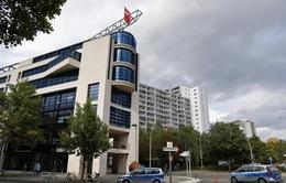 Trụ sở Đảng Dân chủ Xã hội Đức phải sơ tán do đe dọa đánh bom