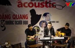 Đăng Quang The Voice cháy hết mình trong liveshow đầu tiên ở Hà Nội