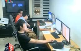 Đánh sập đường dây đánh bạc qua mạng do 6 người Hàn Quốc điều hành