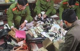 Hưng Yên triệt phá ổ cờ bạc lớn