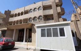 IS đánh bom Đại sứ quán Morocco ở Libya