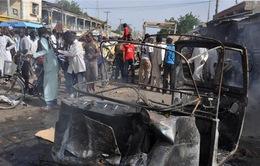 Bé gái đánh bom liều chết ở Nigeria, ít nhất 8 người thiệt mạng