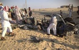 Ai Cập: Đánh bom xe tại thành phố Kafr El-Sheikh