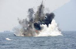 Việt Nam quan ngại sâu sắc về việc Indonesia đánh chìm tàu cá