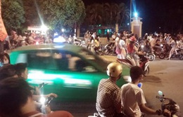 TT-Huế: Hàng trăm người tụ tập chờ xem cuộc hẹn đánh nhau trên facebook