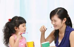 Cách chăm sóc răng cho bé ở tuổi mẫu giáo