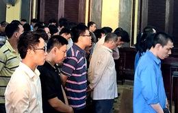 44 bị cáo trong đường dây đánh bạc nghìn tỷ qua trang mạng M88.com hầu tòa