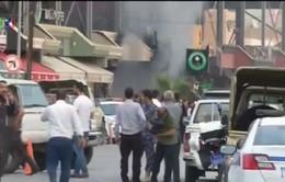 Iraq: Đánh bom bên ngoài lãnh sự quán Mỹ