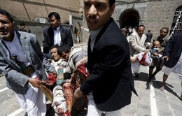 Yemen: Đánh bom nhà thờ Hồi giáo, hơn 120 người thiệt mạng