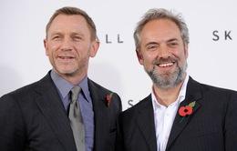 Daniel Craig đọc được suy nghĩ của ĐD phim Điệp viên 007