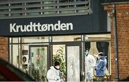 Đan Mạch: Nổ súng làm 3 cảnh sát bị thương