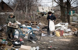 Mỹ và phương Tây thảo luận trực tuyến về tình hình Ukraine