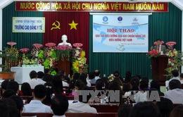 Đào tạo điều dưỡng dựa vào chuẩn năng lực điều dưỡng Việt Nam