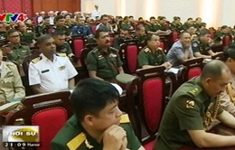 Khai giảng lớp đào tạo quan chức quốc phòng quốc tế