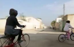 Dự án đi xe đạp đòi quyền bình đẳng cho phụ nữ Afghanistan