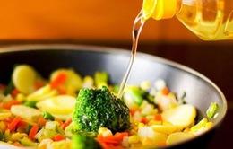 Cân đối hợp lý tỷ lệ mỡ động vật và dầu thực vật trong bữa ăn hàng ngày