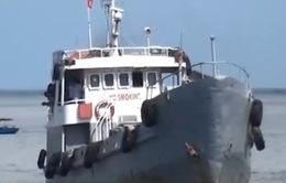 Bà Rịa - Vũng Tàu: Bắt vụ vận chuyển trái phép 32.000 lít dầu DO