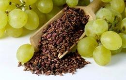 Hạt nho giúp giảm cholesterol trong máu