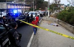 Mexico: Đấu súng dữ dội tại miền Tây