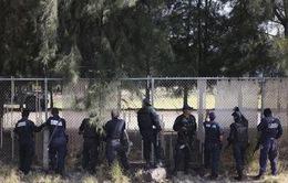 Đấu súng giữa cảnh sát và băng đảng ở Mexico, 44 người thiệt mạng
