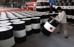 Giá dầu thô tăng phiên thứ hai liên tiếp