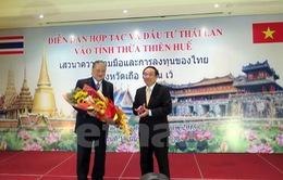 Xúc tiến hợp tác đầu tư Thái Lan vào Thừa Thiên Huế