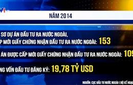 Doanh nghiệp Việt Nam đăng ký đầu tư gần 20 tỷ USD ra nước ngoài