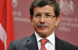 Thổ Nhĩ Kỳ: Thủ tướng trả lại quyền thành lập Chính phủ cho Tổng thống