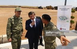 Syria chỉ trích chuyến thăm lăng mộ của Thủ tướng Thổ Nhĩ Kỳ