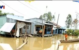 ĐBSCL - Khu vực chịu ảnh hưởng nặng nề của biến đổi khí hậu