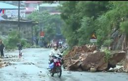 Lạng Sơn: Lên phương án sơ tán người dân khỏi vùng có nguy cơ sạt lở
